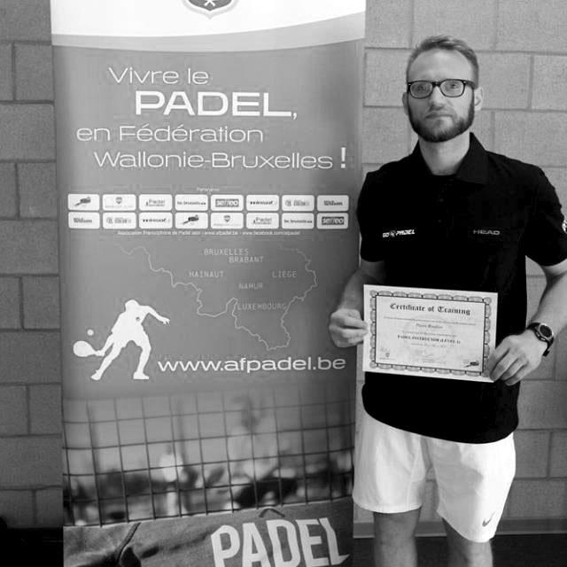 Bastien Pierre - coach