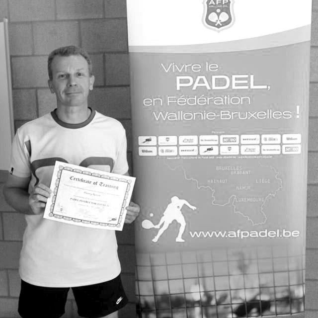 Thierry Noiset - coach