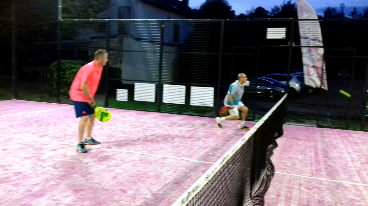 Padel Academy - Cours
